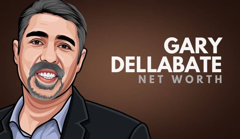 Gary Dell'Abate Net Worth