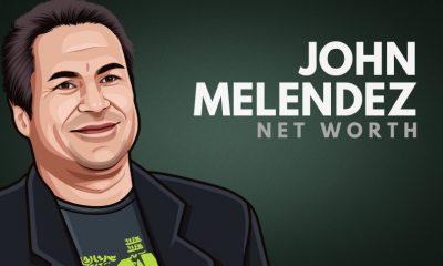 John Melendez's Net Worth