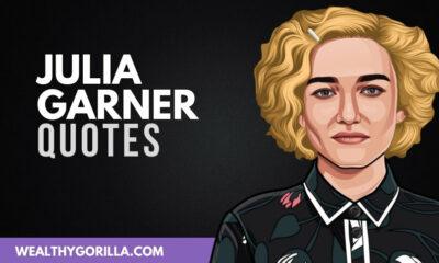 Julia Garner Quotes