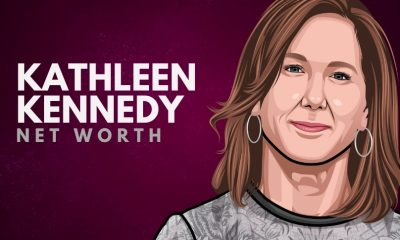 Kathleen Kennedy Net Worth