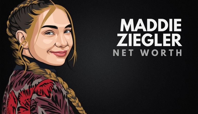Maddie Ziegler's Net Worth
