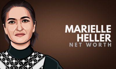Marielle Heller's Net Worth