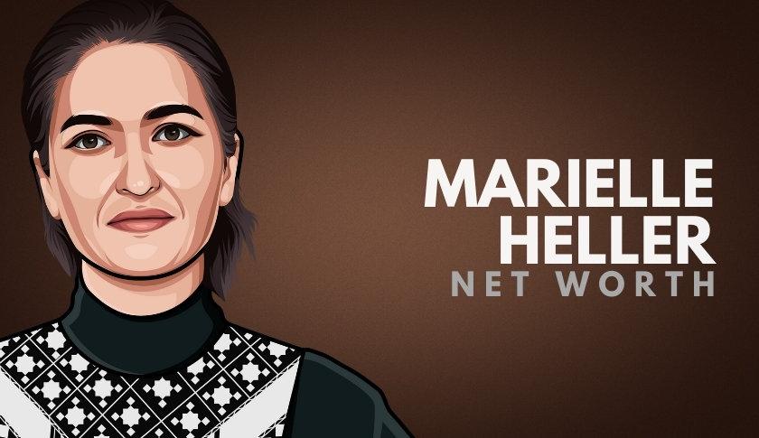 Marielle Heller Net Worth
