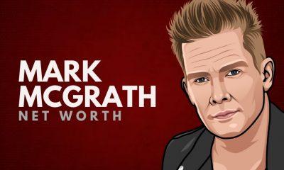 Mark McGrath's Net Worth