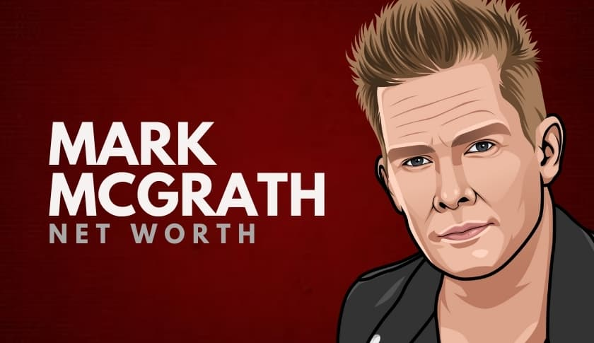 Mark McGrath Net Worth
