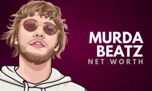 Murda Beatz Net Worth