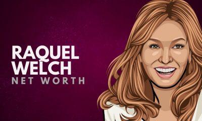 Raquel Welch's Net Worth
