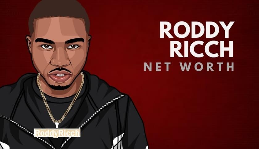 Roddy Ricch Net Worth