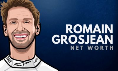 Romain Grosjean's Net Worth