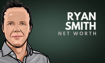 Ryan Smith's Net Worth