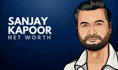 Sanjay Kapoor's Net Worth