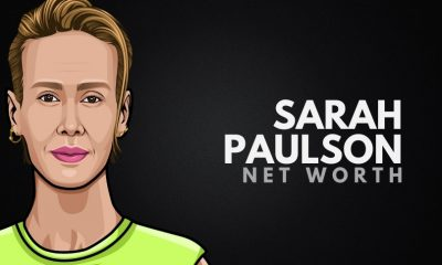 Sarah Paulson's Net Worth