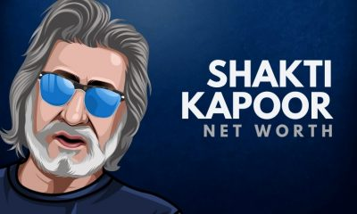 Shakti Kapoor's Net Worth