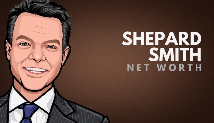 Shepard Smith Net Worth