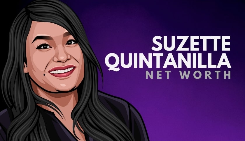 Suzette Quintanilla Net Worth
