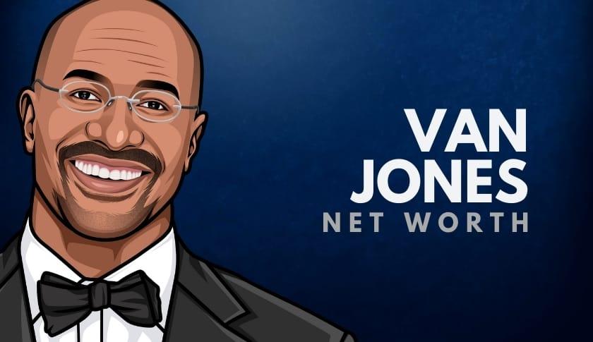 Van Jones Net Worth