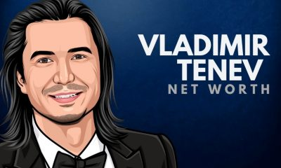 Vladimir Tenev's Net Worth