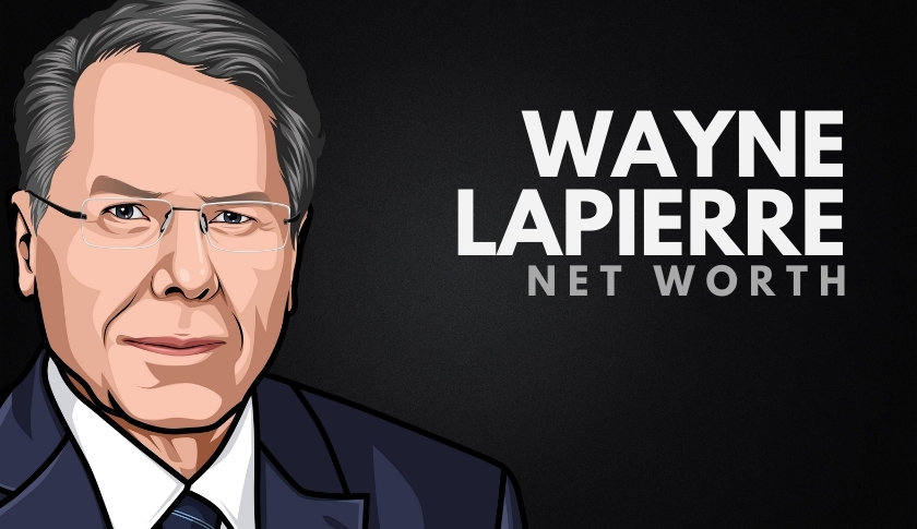Wayne LaPierre Net Worth
