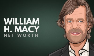 William H. Macy's Net Worth