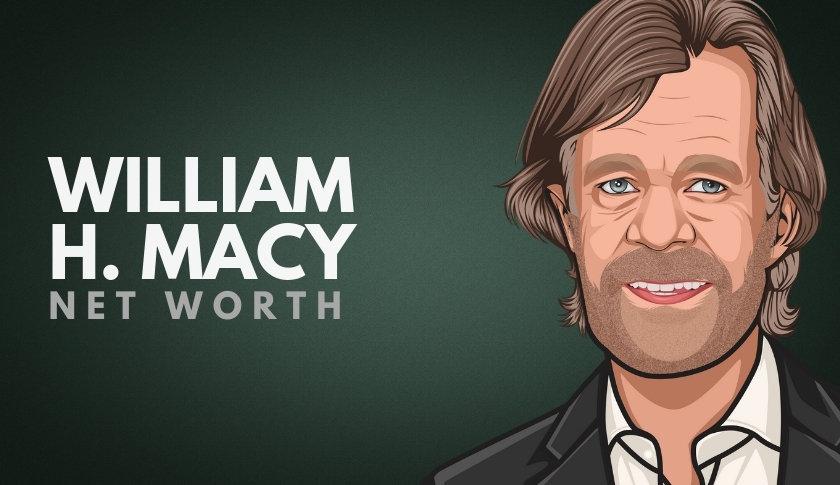William H. Macy Net Worth