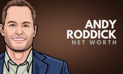 Andy Roddick's Net Worth