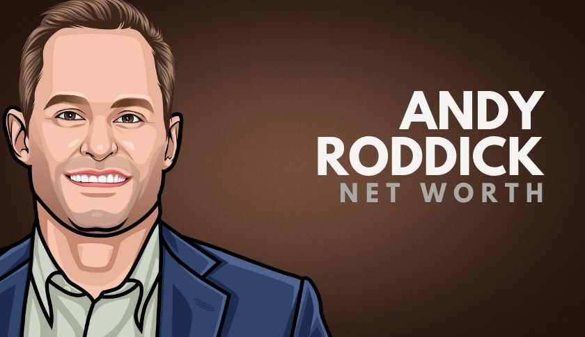 Andy Roddick Net Worth
