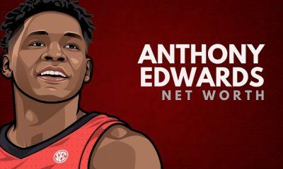 Anthony Edwards' Net Worth
