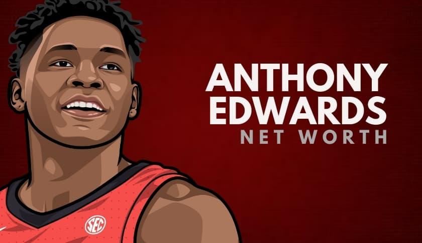 Anthony Edwards Net Worth