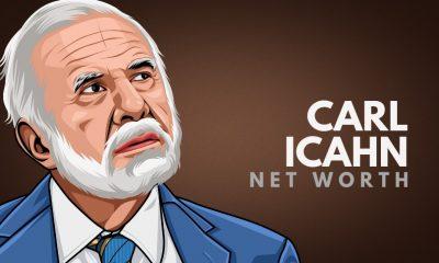 Carl Icahn's Net Worth