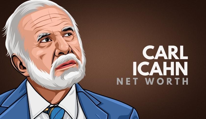 Carl Icahn Net Worth