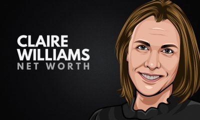 Claire Williams' Net Worth