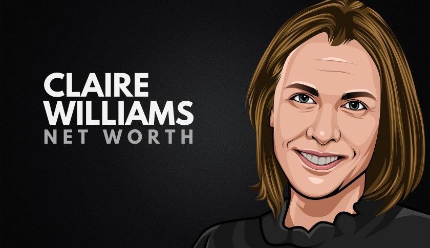 Claire Williams Net Worth