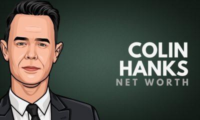 Colin Hanks' Net Worth