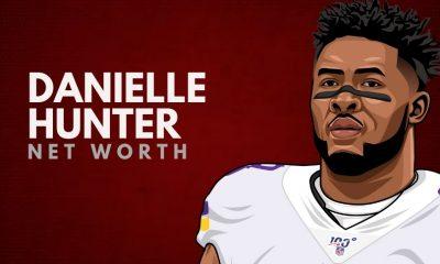 Danielle Hunter's Net Worth