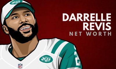Darrelle Revis' Net Worth
