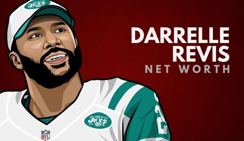 Darrelle Revis Net Worth
