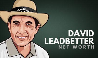 David Leadbetter's Net Worth