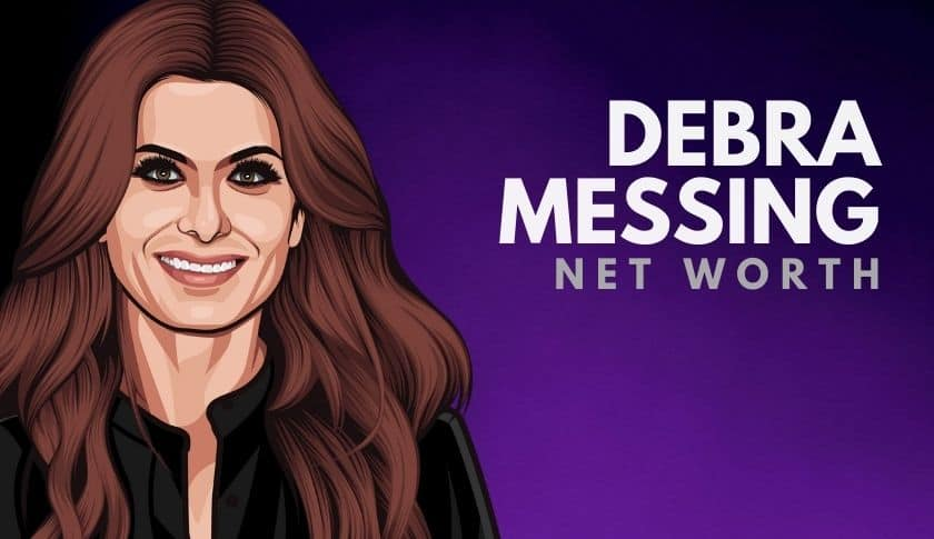 Debra Messing Net Worth