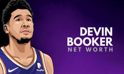 Devin Booker's Net Worth
