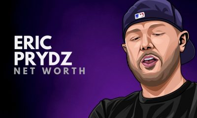 Eric Prydz's Net Worth