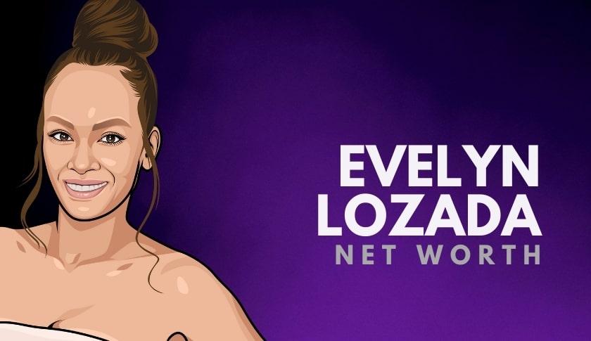 Evelyn Lozada Net Worth