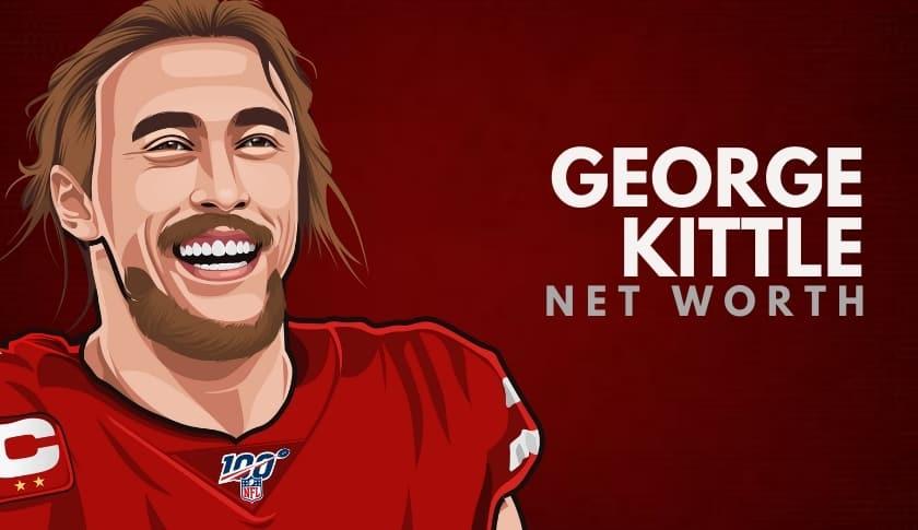 George Kittle Net Worth