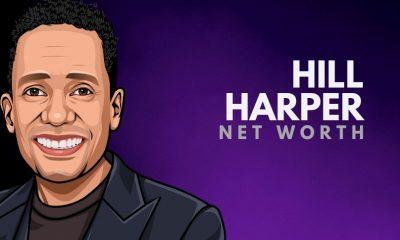 Hill Harper's Net Worth
