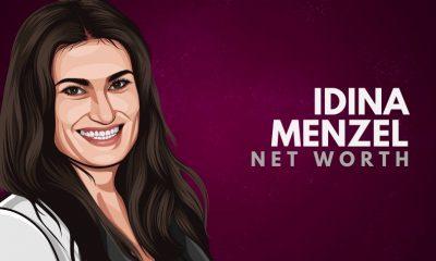 Idina Menzel's Net Worth