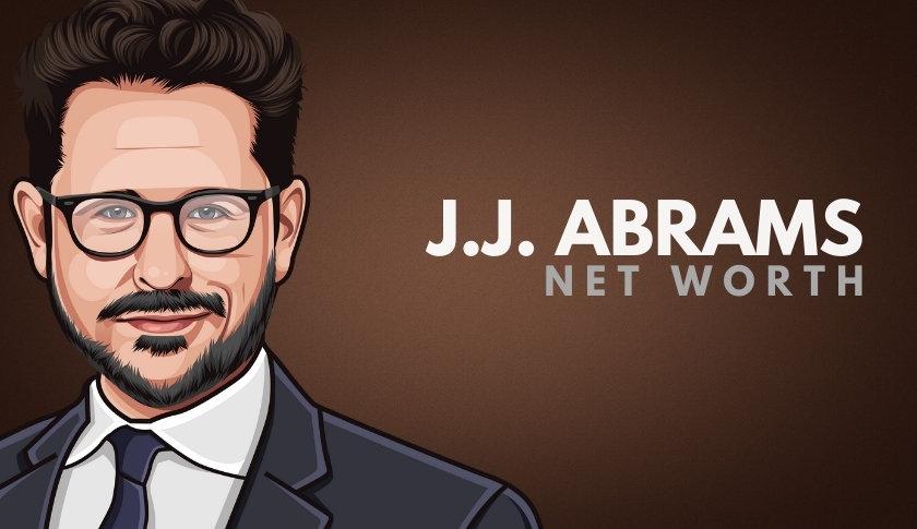 J.J. Abrams Net Worth