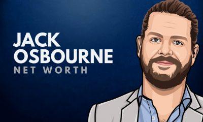 Jack Osbourne's Net Worth