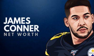 James Conner's Net Worth