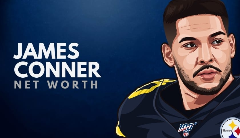 James Conner Net Worth