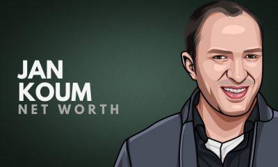 Jan Koum's Net Worth