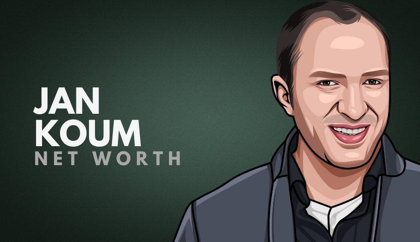 Jan Koum Net Worth